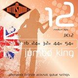 Rotosound Jumbo King JK12 12-54 Medium Light