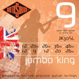 Rotosound Jumbo King JK30SL 9-26 9-46 Super Light 12-String