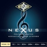 Rotosound Nexus Acoustic NXA10 10-50 Extra Light
