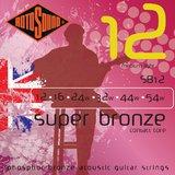 Rotosound Super Bronze SB12 12-54 Medium Light