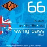 Rotosound Swing Bass 66 Nickel RS66LN 45-100