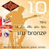 Rotosound Tru Bronze TB10 10-50 Extra Light