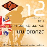 Rotosound Tru Bronze TB12 12-54 Medium Light