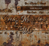 Rusted Audio Drop Monster Two