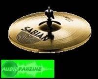 Sabian AA Rock Hats 14''