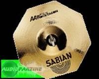"""Sabian AA Rocktagon Splash 10"""""""