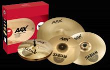 Sabian AAX Praise & Worship Pack