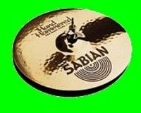 Sabian DARK HATS 14""