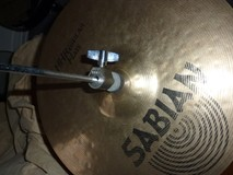 Sabian HH Regular Hats 13