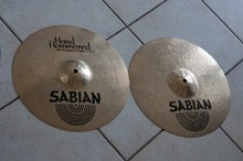 Sabian HH Regular Hats 14