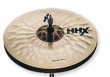 Sabian HHX Stage Hats 13
