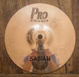 "Sabian Pro Splash 8"""