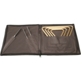 Sabian Regular Triangles & Striker Set w/ Attache Case