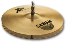 "Sabian Xs20 X-Celerator Hats 14"""