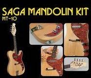 Saga mandolin electrique