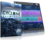 Sample Logic Cyclone Retwisted