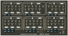 Samsara Cycle Audio 808 E-DRUM