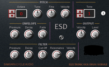 Samsara Cycle Audio ESD