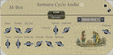 Samsara Cycle Audio M-Box