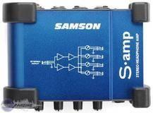 Samson Technologies S-amp