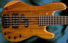 Sandberg (Bass) California PM 5 Special