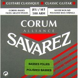 Savarez 500ARH Normal Tension w/ Polished Basses