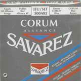 Savarez 500ARJ High Tension Basses / Normal Tension Trebles