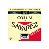Savarez 500PR Normal Tension w/ Rectified Clear Nylon Trebles
