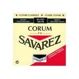 Savarez 500PR Normal Tension w/ Rectified Clear Nylon Trebles