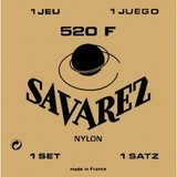 Savarez 520F High Tension w/ Silver Wound G String