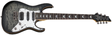 Schecter Banshee-7 Extreme
