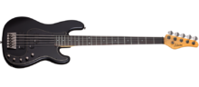 Schecter Diamond-P Custom-5 Active