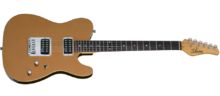 Schecter PT 2014 - Metallic Gold