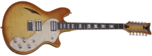Schecter T S/H-12 Classic