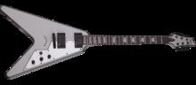 Schecter V-1 Platinum