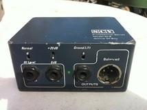 SCV Electronics DI2