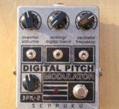 seppuku fx Digital Pitch Modulator DPM-2