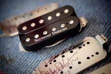 Seymour Duncan Warren DeMartini RTM