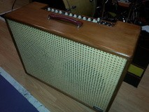 Shark amp's Barracuda 25 Custom