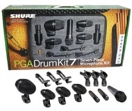 Shure PGA Drum Kit 7