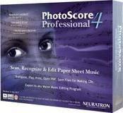 Sibelius Photoscore Professionnel 4