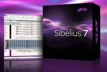 Sibelius Sibelius 7
