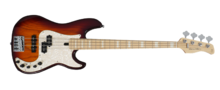 Sire Marcus Miller P7 4ST (Ash) [1st gen]