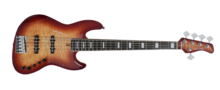Sire Marcus Miller V9 5ST (Alder)