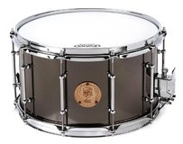 """sjc drums Limited Edition Steel Snare Drum - 14"""" x 8"""""""