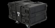 SKB 6U Roto Shockmount Rack Case - 24