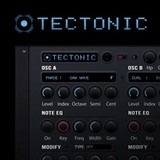 Skrock Music Tectonic Synthesizer