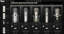 Slate Digital Blackbird Mics Expansion Pack