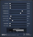 Sonic Anomaly SEGX2