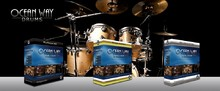 Sonic Reality Ocean Way Drums Gold